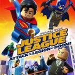 La Liga de la Justicia: El ataque de la Legión del Mal 2015 DvdRip Latino (Mega)