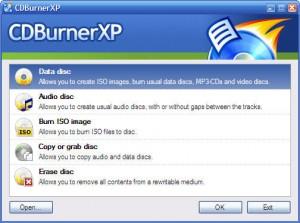 Descargar CDBurnerxp 2015 (Portable) (Mega)
