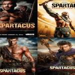 Descargar Spartacus (Serie completa) Español Latino (Mega)