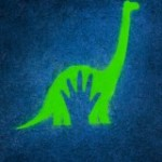 Un gran Dinosaurio (El viaje de Arlo) (The Good Dinosaur) 2015 (Online) (Mega)