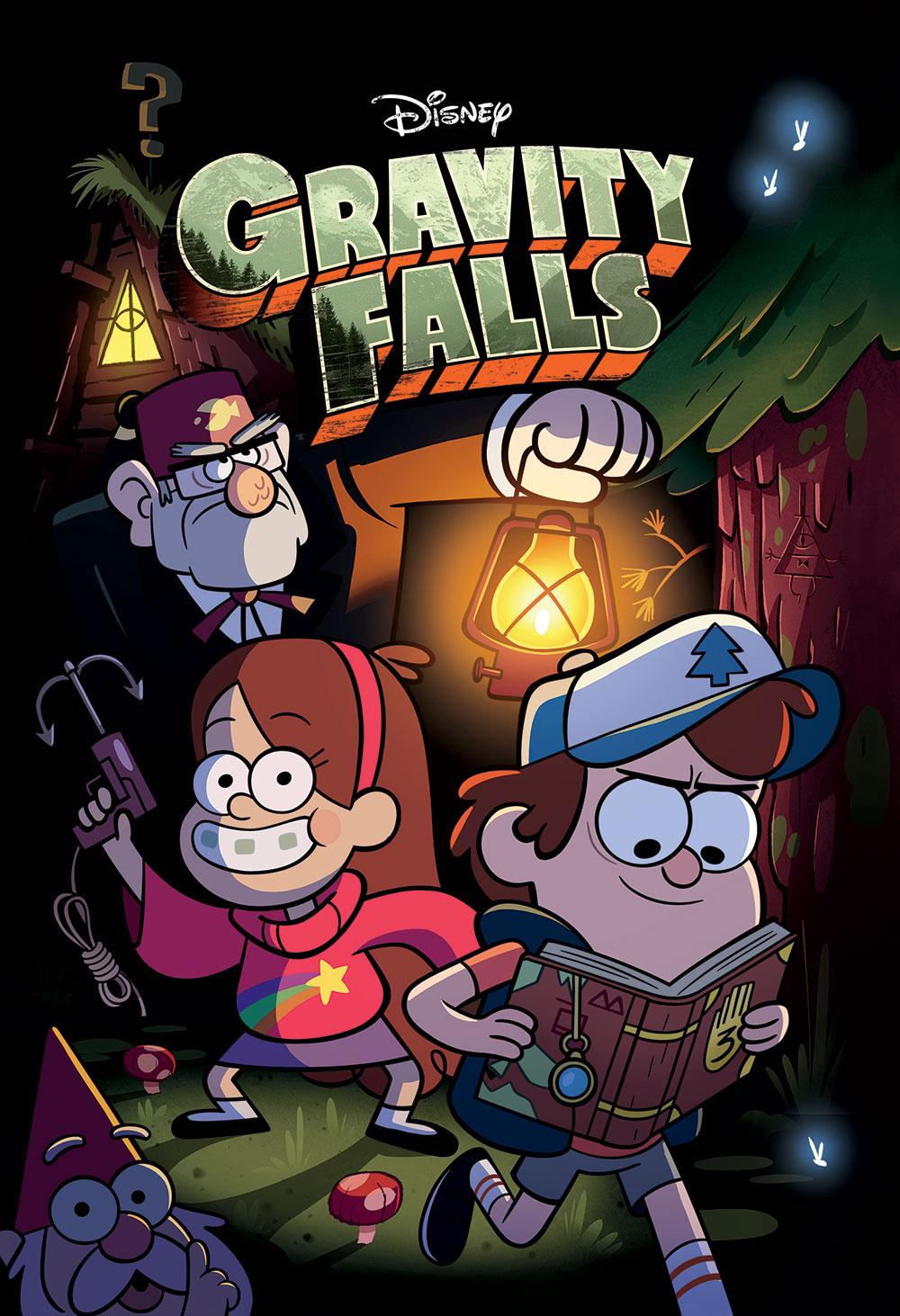 Descargar Gravity Falls Temporada 1 Español Latino (Mega)