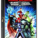 Descargar Avengers Confidential: Black Widow & Punisher 2014 BrRip latino (Mega)