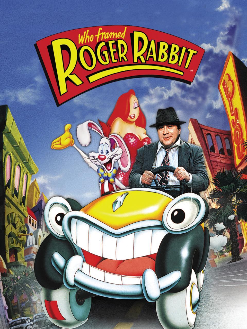Descargar ¿Quien Engaño a Roger Rabbit? 1998 BrRip latino (Mega)