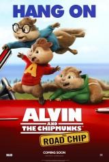 Descargar Alvin y las ardillas: Fiesta sobre ruedas 2015 (Online) (Mega)