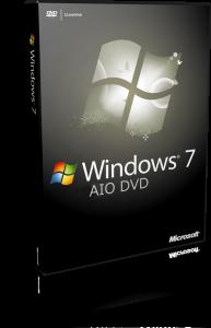 Windows 7 Todas las Ediciones (Español) (DVD5) (Mega)