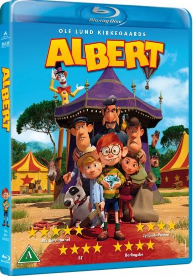 Descargar Albert 2015 DvdRip Sub-es (Mega)