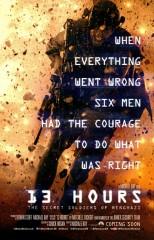 Descargar 13 Horas: Los soldados secretos de Bengasi 2016 (Online) (Mega)