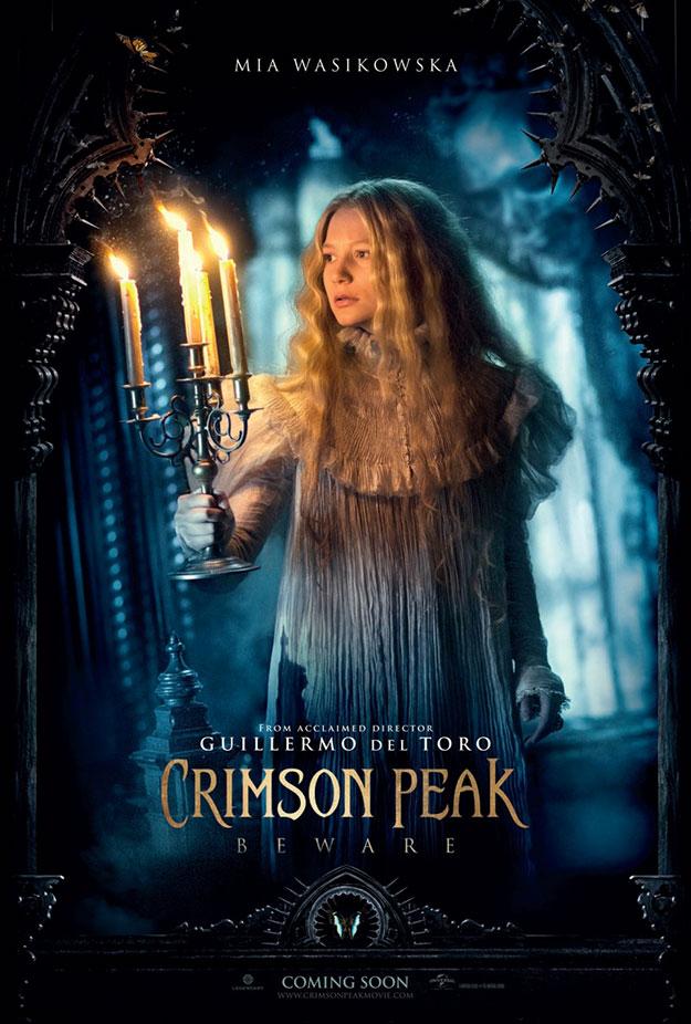 Descargar La Cumbre Escarlata (Crimson Peak) 2015 Español Latino (Mega)