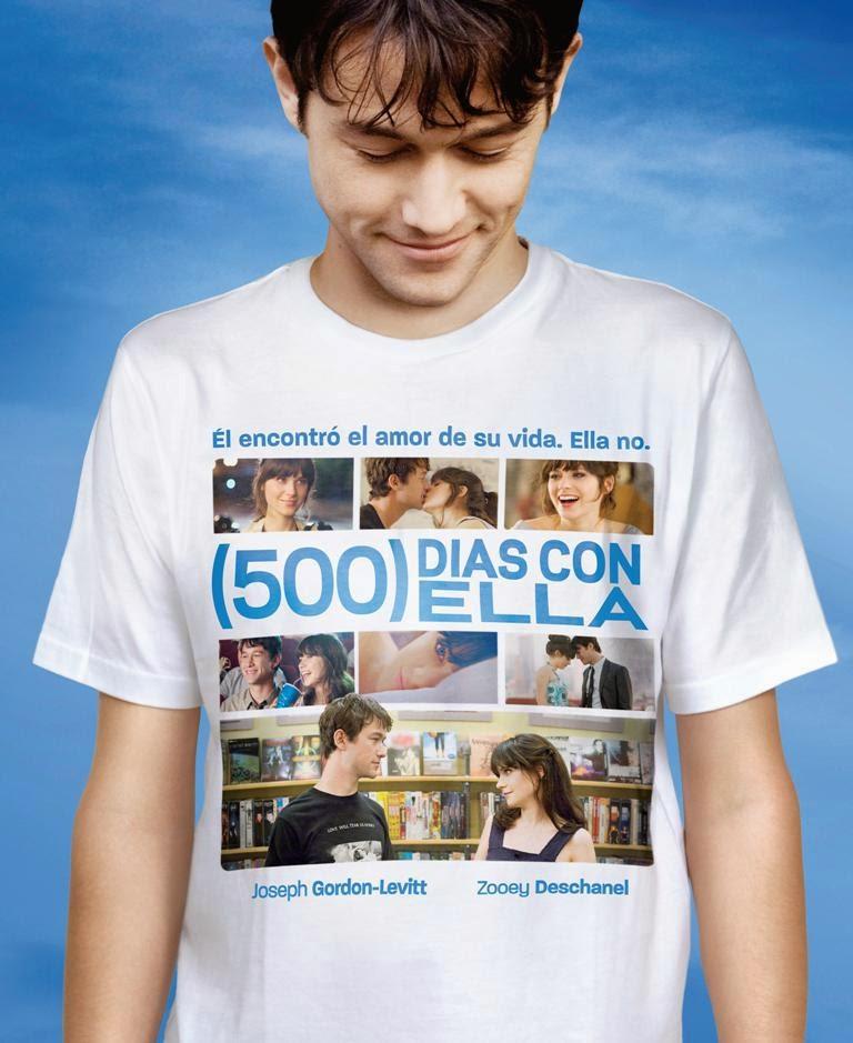 Descargar 500 Días con Ella 2009 DvdRip Latino (Mega)