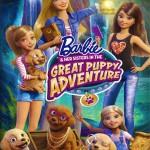 Descargar Barbie y sus Hermanas en una Aventura de Perritos 2015 DvdRip latino (Mega)
