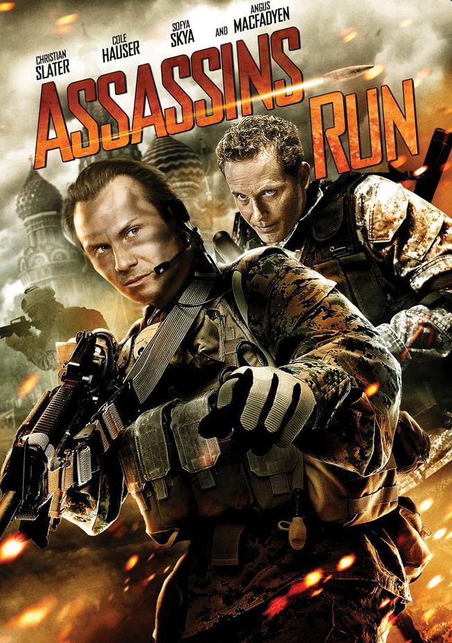 Descargar Assassins Run 2013 DvdRip Latino (Mega)