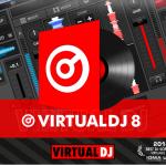 Descargar Virtual DJ Pro v8.0.2844 Español (Mega)