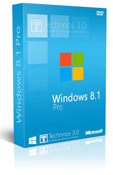Windows 8.1 Pro ISO Español (Actualizado Marzo 2016) (Mega)