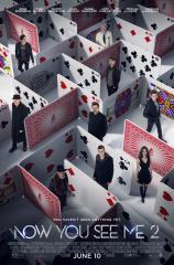 Descargar Ahora me ves 2 (Los Ilusionistas 2) 2016 Latino (Mega)