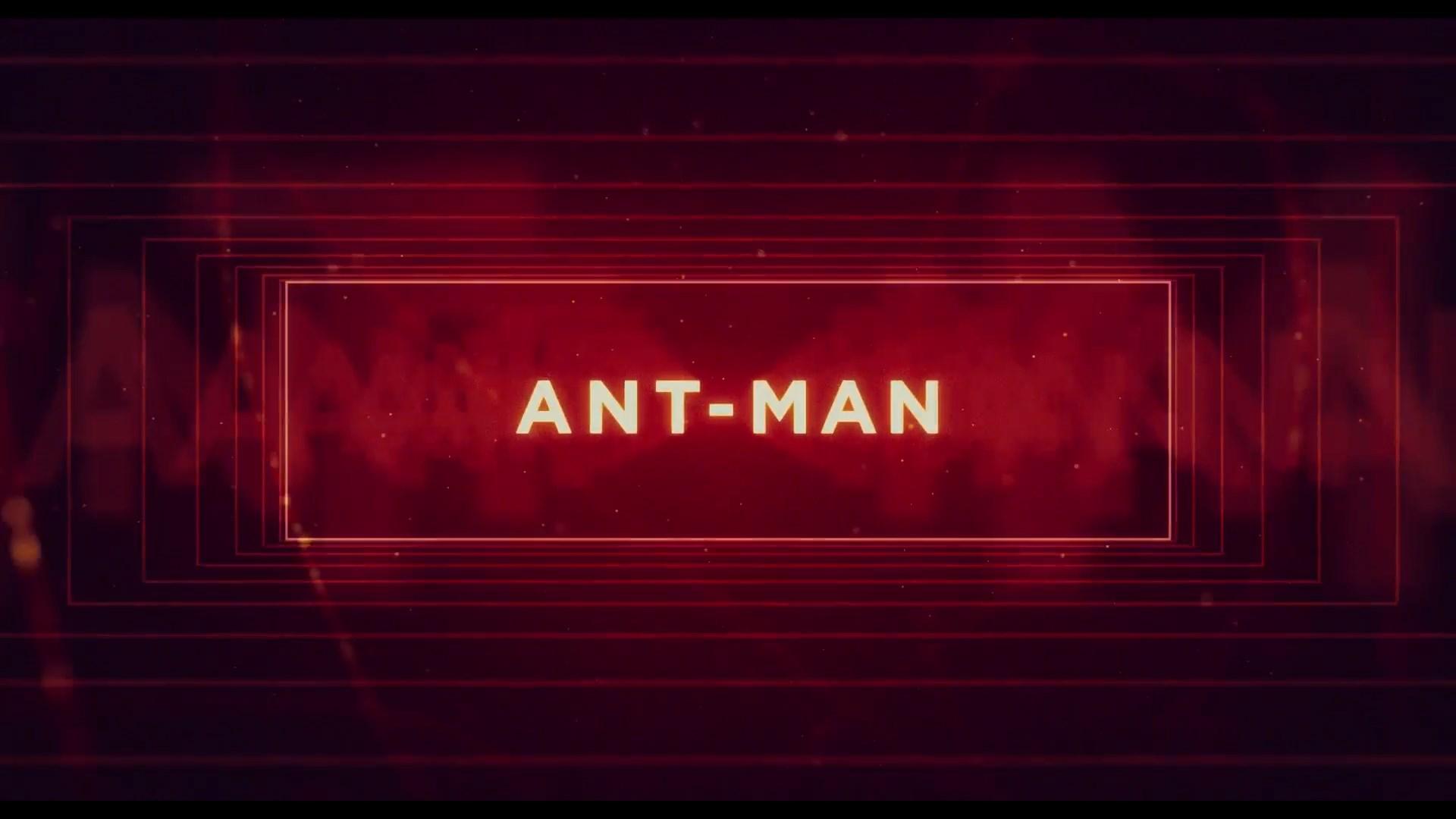 Ant-Man 2015 (1080p Full HD) (Latino – Inglés) (Mega)