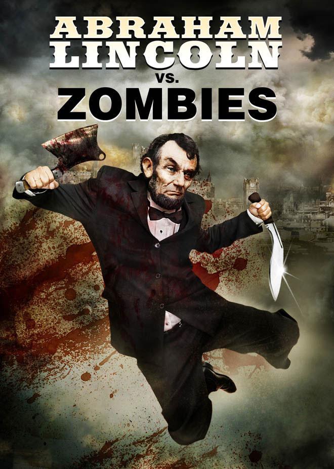 Abraham Lincoln vs. Zombies 2012 Español latino (Mega)