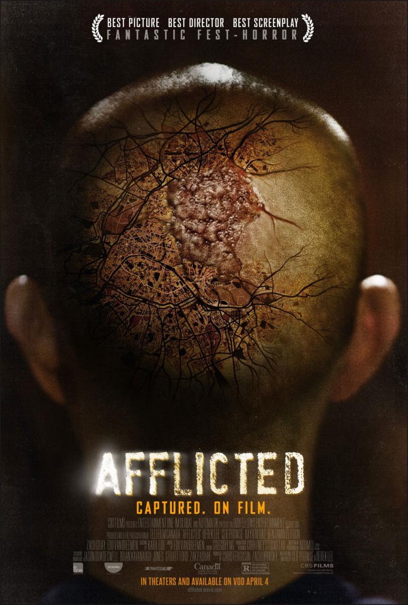 Descargar Afflicted (Sufrimiento) 2013 Latino (Mega)