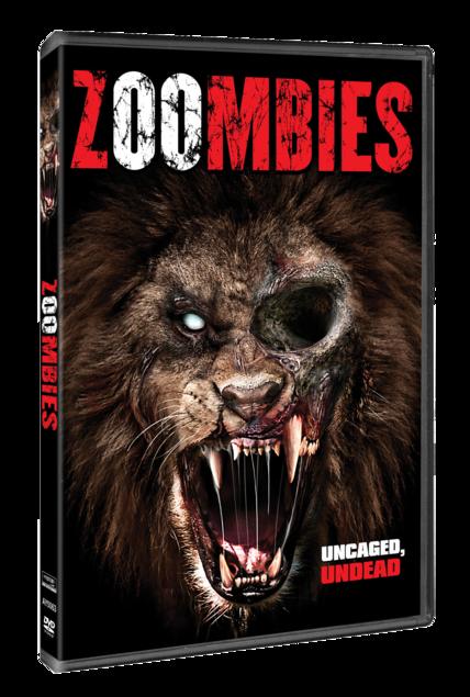 Descargar Animales Zombis (Zoombies) 2016 Latino (Mega)