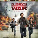 Descargar 5 Dias de Guerra 2011 Español Latino (Mega)