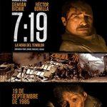Descargar 7:19, la hora del temblor 2016 Español Latino (Mega)