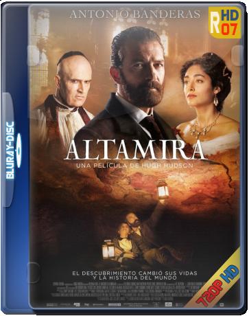 Descargar Altamira 2016 BrRip Castellano (Mega)