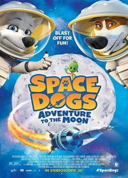 Descargar Space Dogs: Aventura en el Espacio 2016 Catellano (Mega)