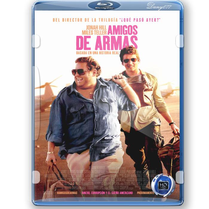 Descargar Amigos de Armas 2016 BrRip 720p Español Latino (Mega)