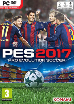 Descargar Pro Evolution Soccer 2017 (Multilenguaje) (Español) (Full) (Mega)