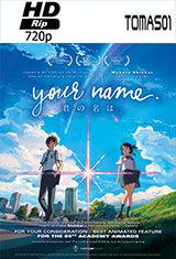 Descargar Kimi no na wa (Your Name) (Anime) 2016 Latino 720p HD (Mega)