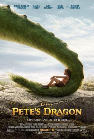 Descargar Mi amigo Peter y el dragón (Pete's Dragon) 2016 (Mega)