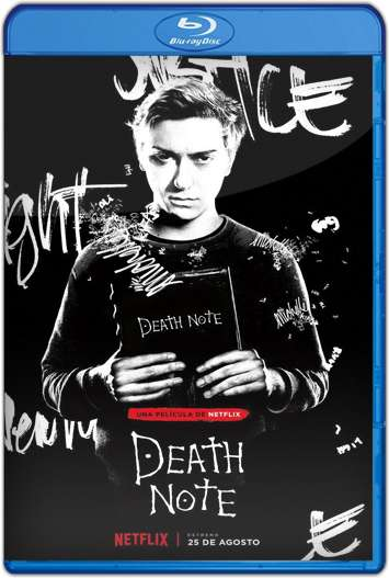 Death Note 2017 BrRip 1080p Español Latino (Mega)