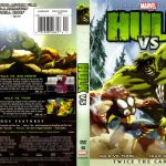 Hulk vs Wolverine 2009 Español Latino (Mega)