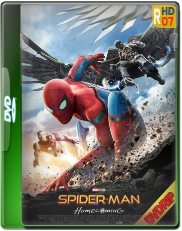 Spider-Man: De regreso a casa 2017 Español Latino-Ingles (Mega)