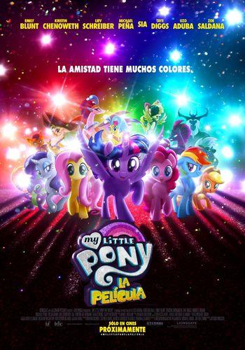 Descargar My Little Pony: La Película 2017 Español latino (Mega)