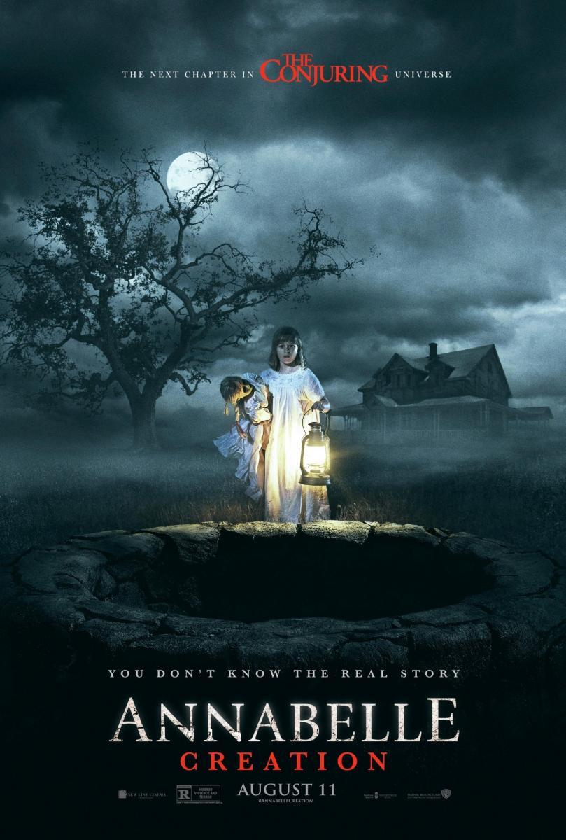 Descargar Annabelle 2 Creation 2017 720p BluRay