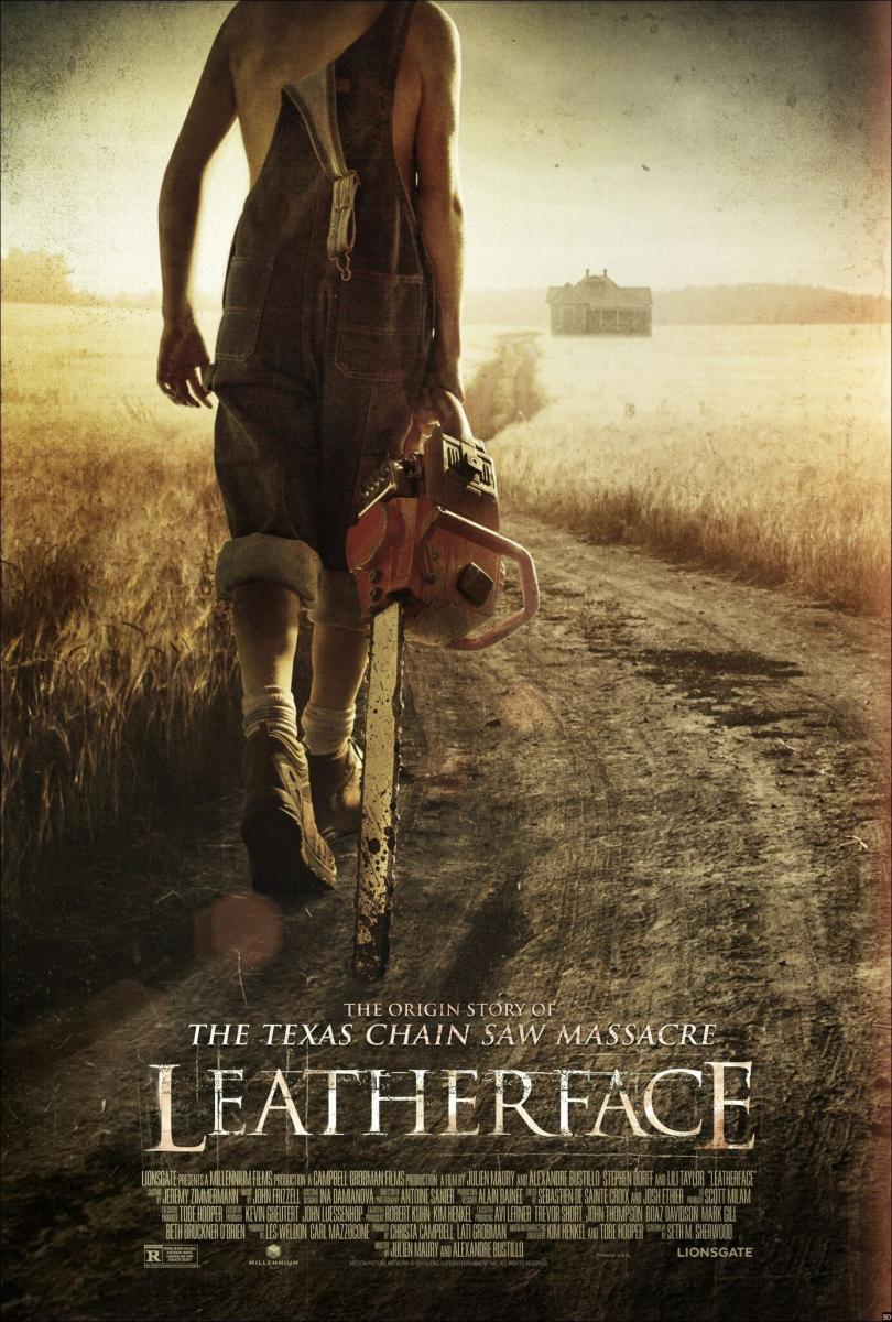 Descargar Leatherface 2017 720p Mega