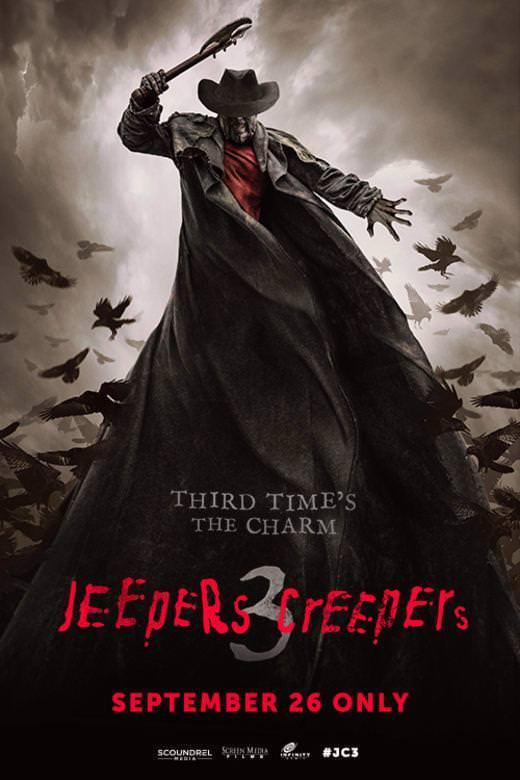 Descargar Jeepers Creepers 3 (2017) Español latino (Mega)