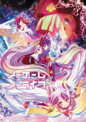 Descargar No Game No Life (12/12) (Anime) (Mega)