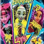 Descargar Monster High Electrificadas 2017 Español Latino (Mega)