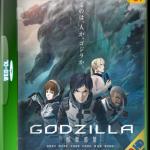 Godzilla: El Planeta de Los Monstruos (2017) Español Latino (Mega)