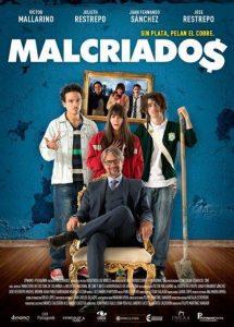 Descargar Malcriados 2016 Español Latino (Mega)