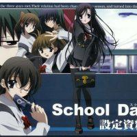 Descargar School Days (12/12) (+Ovas) Sub Español (Mega)