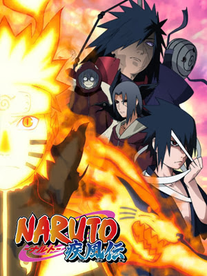 Naruto Shippuden Serie Completa (500/500) Sub Español (HD) (Mega)