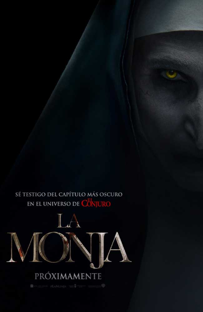 Descargar La Monja 2018 1 Link mega Latino