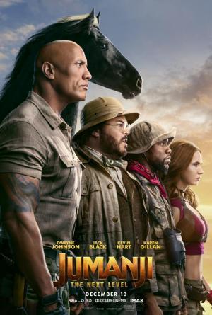 Descargar Jumanji: Siguiente nivel (2019) Español latino (Mega)