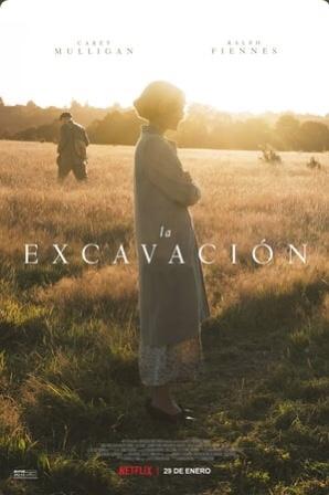 """Descargar y ver """" La excavación"""" (2021) [ MEGA]"""