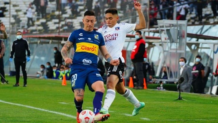 Liga de Chile en vivo Colo Colo vs Everton 14-9-2021